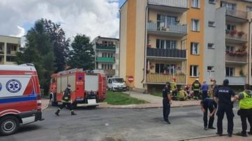 Nie żyje 12-latka ranna w wybuchu gazu w Kamiennej Górze