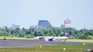 Pasażer nie chciał założyć maseczki. Samolot wyleciał z Poznania z godzinnym opóźnieniem