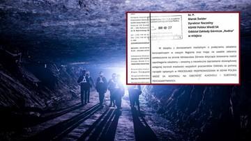Górnicy nie chcą kontroli trzeźwości. Bo koronawirus przenosi się drogą kropelkową