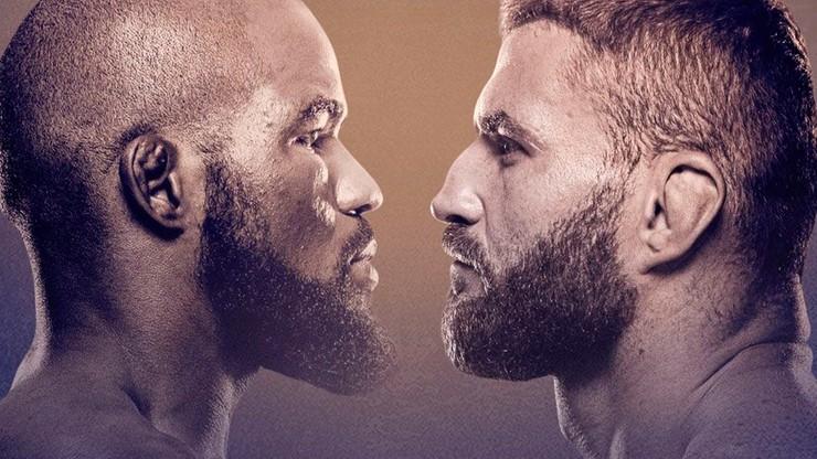 UFC: Błachowicz vs Anderson 2. Karta walk