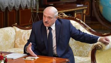 Łukaszenka twierdzi, że przechwycił rozmowę Warszawa-Berlin