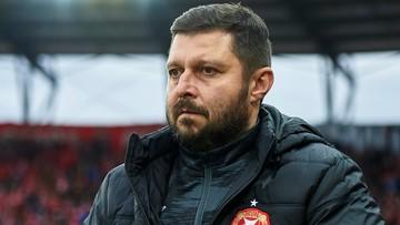 Widzew Łódź zakończył współpracę z trenerem