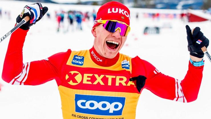 PŚ w biegach: Bolszunow najszybszy w Oslo na 50 km