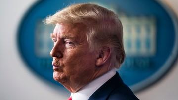 Trump mówił o leku na koronawirusa. Trzy osoby przedawkowały