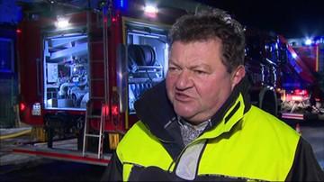 Burmistrz Szczyrku: w zawalonym domu mieszkała rodzina znana w mieście