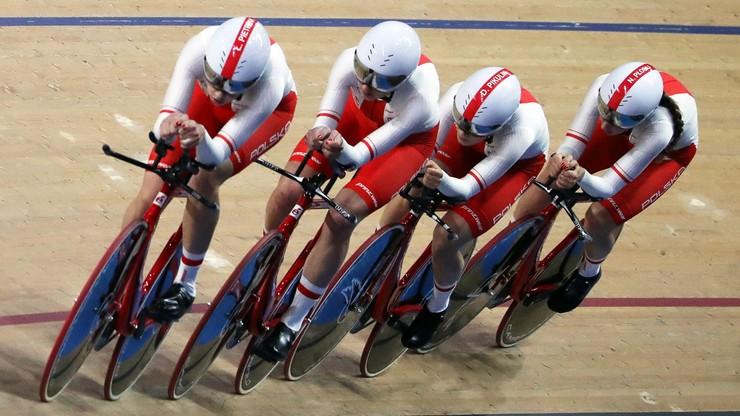 MŚ w kolarstwie torowym: Drużyna sprinterów również jedzie do Tokio