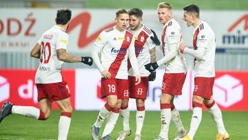 Fortuna 1 Liga: Bruk-Bet Termalica Nieciecza - ŁKS Łódź. Transmisja w Polsacie Sport