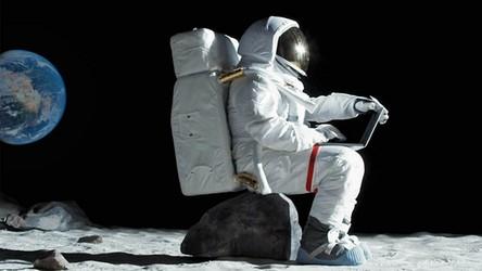W budowaniu baz księżycowych bardzo pomogą... siki i kupki astronautów