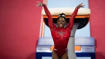 2019-10-12 MŚ w gimnastyce sportowej: Biles wyrównała rekord