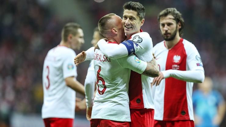 Ranking FIFA: Polska utrzymała pozycję