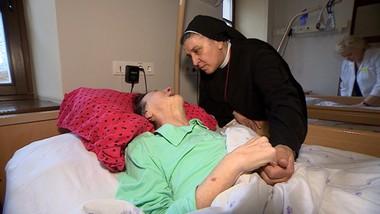 Polska zakonnica założyła pierwsze hospicjum na Litwie. I walczy o więcej