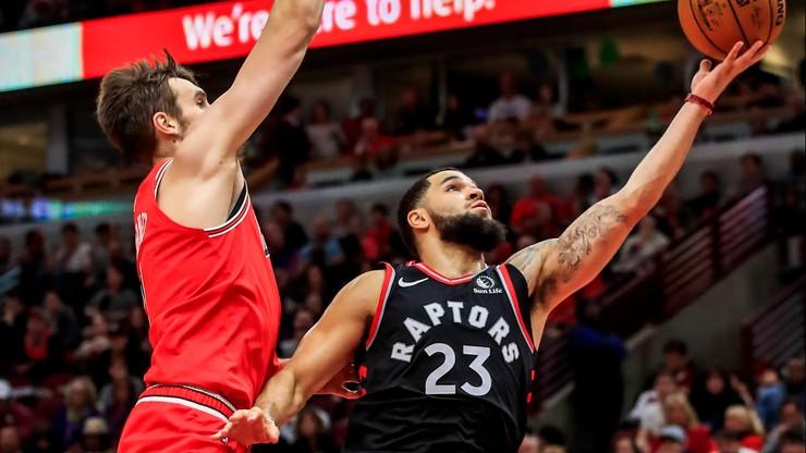 NBA: Mistrzowie pokazali... mistrzostwo. Niewiarygodna pogoń Raptors