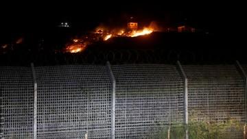 Izrael zaatakował cele wojskowe w południowej Syrii