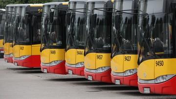 """Kierowcy autobusów z Warszawy odmawiają badań. """"Uwłaczają ich godności"""""""