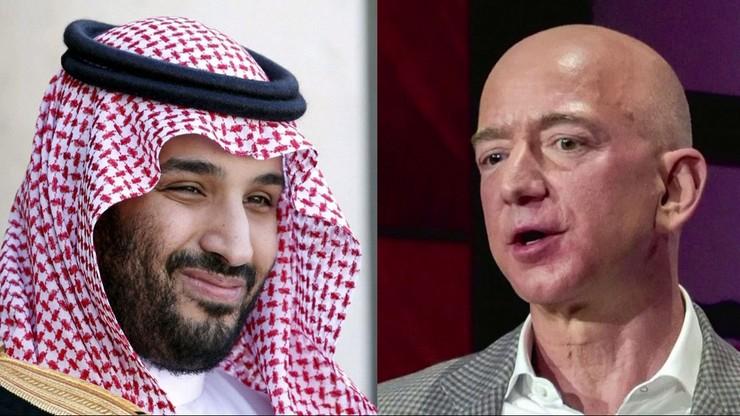 Saudyjczycy zhakowali telefon najbogatszego człowieka świata