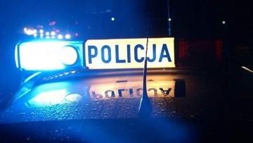 Policjant postrzelił podejrzanego o kradzież. Mężczyzna zmarł mimo reanimacji