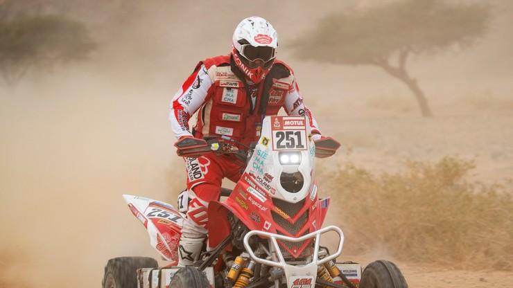 Rajd Dakar: Sonik czwarty, Przygoński ósmy na 7. etapie