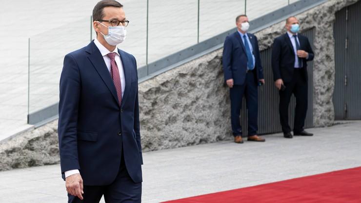 """Premier o niemieckim wymiarze sprawiedliwości. """"Chronił zbrodniarzy, a nie ofiary"""""""