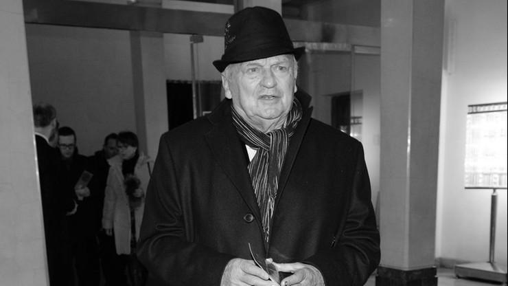 """""""Wielki talent, człowiek-historia"""". Minister kultury po śmierci Gruzy"""