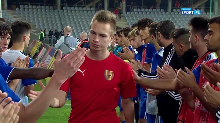 Liga Młodzieżowa UEFA: Szpaler dla piłkarzy Korony Kielce