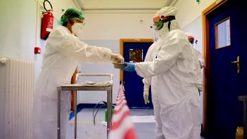 Koronawirus we Włoszech. Zmarło ponad 22 tys. osób