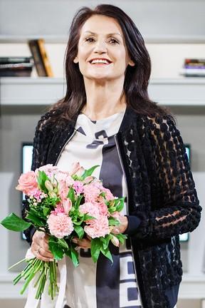 2019-10-13 Małgorzata Pieczyńska i jej przepis na wieczną młodość