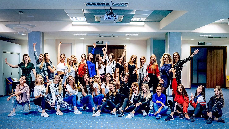 Zgrupowanie finałowe Miss Polski 2019. Fotorelacja!