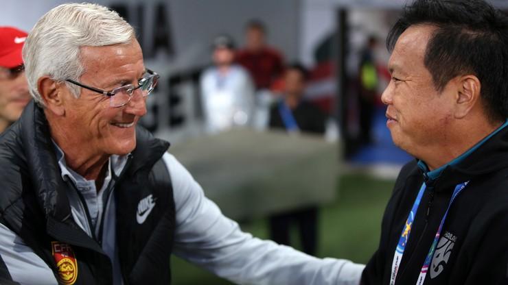 El. MŚ 2022: Lippi rzucił pracę. Chiny szukają nowego selekcjonera
