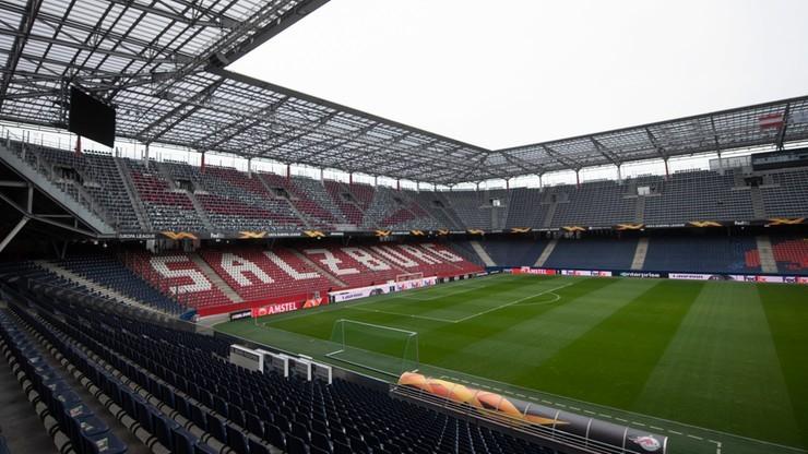 Liga Europy: FC Salzburg - Eintracht Frankfurt. Relacja i wynik na żywo