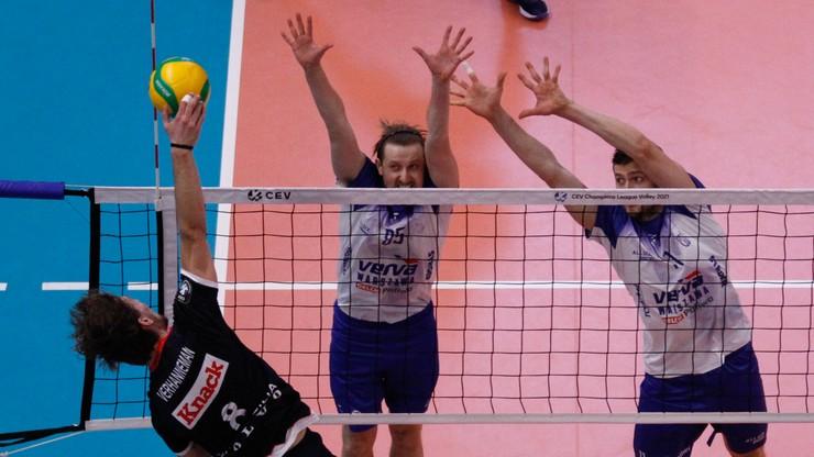 Liga Mistrzów siatkarzy: Udana inauguracja Vervy!