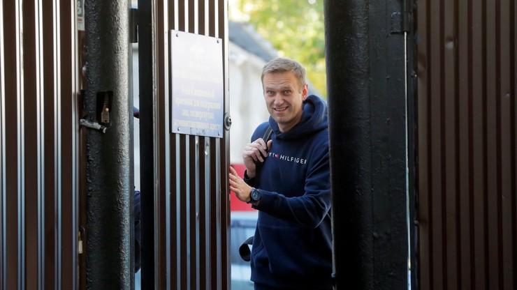 Trucizna groźna dla Nawalnego i dla otoczenia?