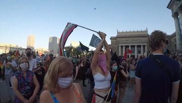 Manifestacje poparcia dla społeczności LGBT