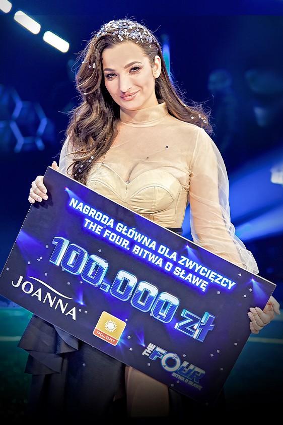 """2020-11-24 Magdalena Krzemień o wygranej w """"The Four. Bitwa o sławę"""""""