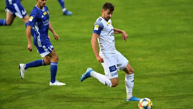 Gwiazda Fortuna 1 Ligi może zagrać w Górniku Zabrze