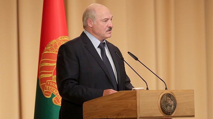 Łukaszenka: ktoś mógł mi podrzucić wirusa