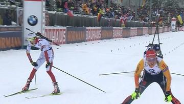 PŚ w biathlonie: Siódme miejsce Hojnisz-Staręgi w Ruhpolding