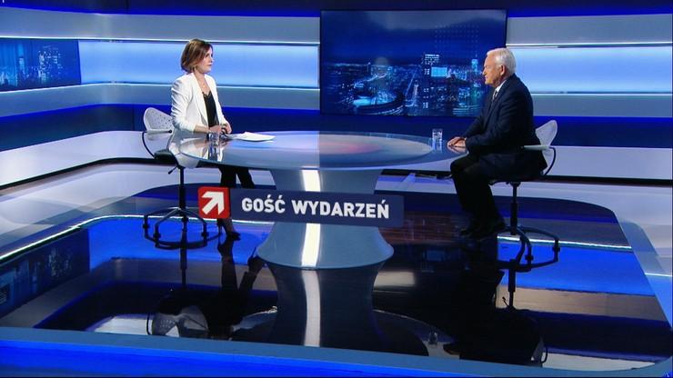 Leszek Miller: jeżeli w II turze będzie Rafał Trzaskowski, to zagłosuję na niego
