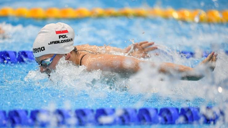 Nowa data ME w pływaniu