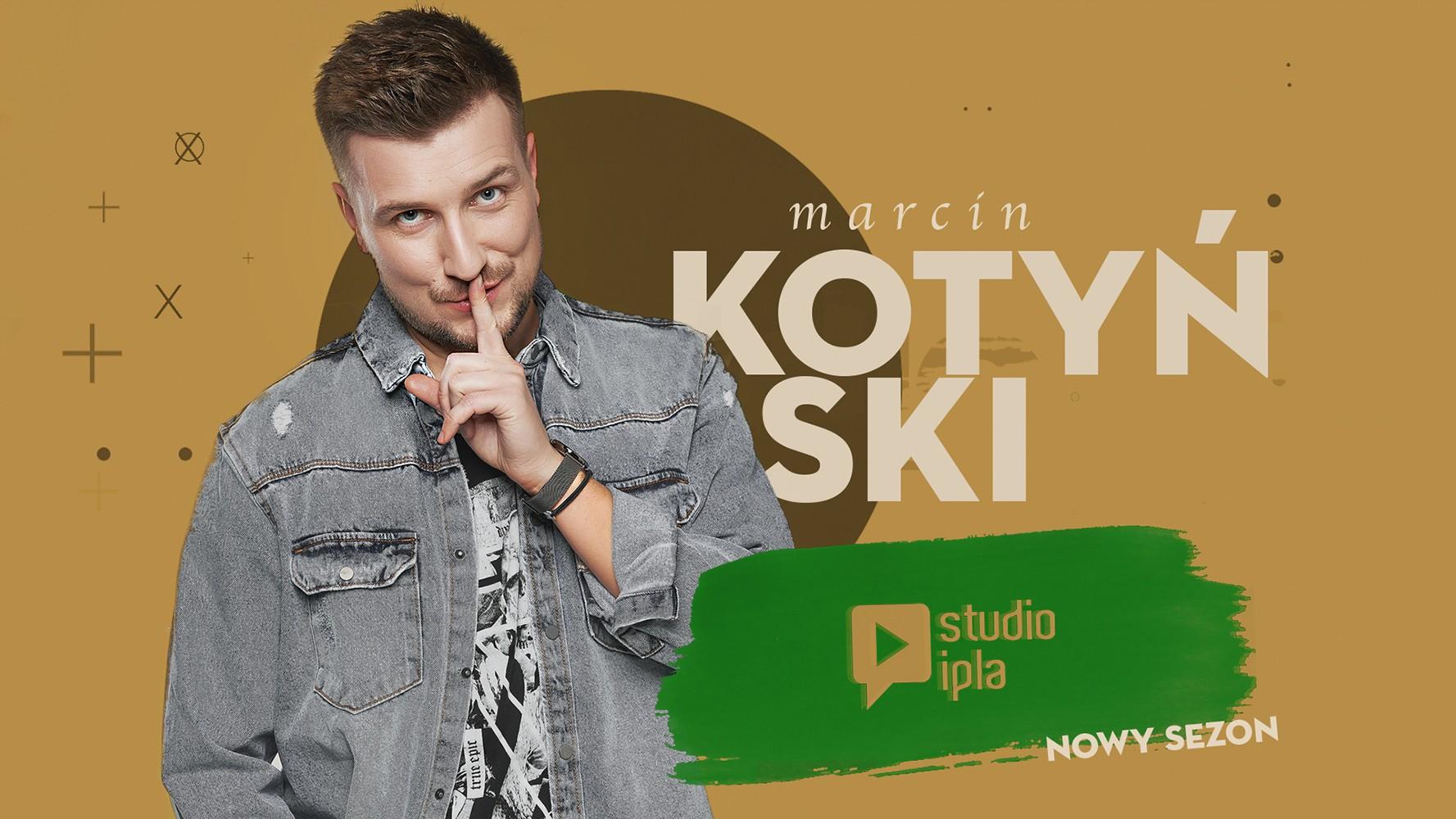 Marcin Kotyński w Studio IPLA: Z muzyką przez świat! - Polsat.pl