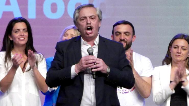 Argentyna: Alberto Fernandez wygrał wybory prezydenckie