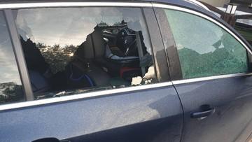 """Zniszczone auto radnej Koalicji Obywatelskiej. """"To nie przypadek, ale zaplanowane działanie"""""""