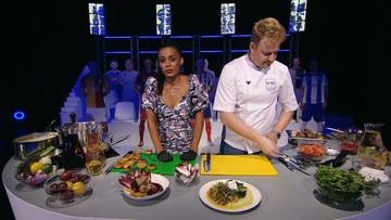 Kuchnia Mistrzów: Żeberka wieprzowe ze śliwką kontra kulbin z jajkiem i kurkami