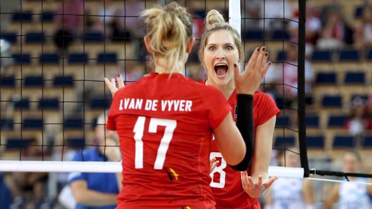 Kwalifikacje olimpijskie siatkarek: Belgia - Niemcy. Transmisja w Polsacie Sport