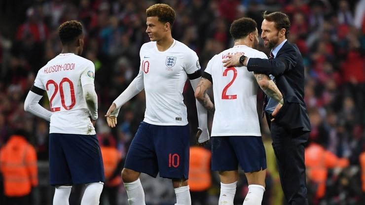 El. ME 2020: Anglicy żądają od UEFA postępowania przeciwko Bułgarii