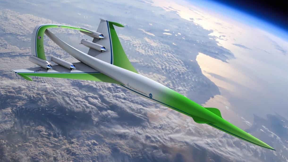 Pierwszy w XXI wieku pasażerski naddźwiękowy samolot niemal gotowy