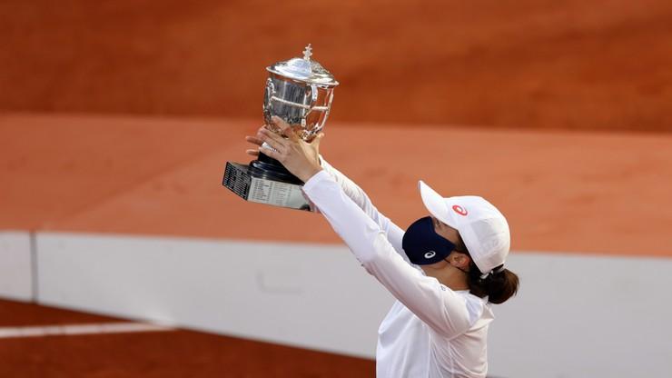 French Open. Ile zarobiła Iga Świątek