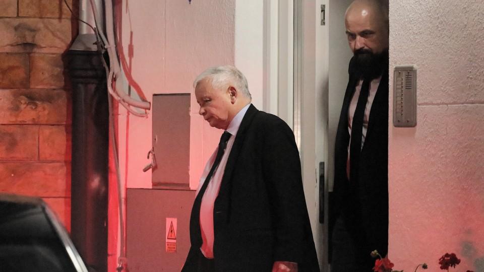 O przegranym Kaczyńskim, bardziej przegranym Ziobrze i przyczajonym Dudzie