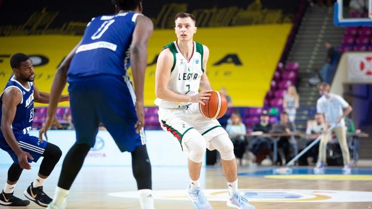 Puchar Europy FIBA: Legia pojechała na Węgry sprawić niespodziankę
