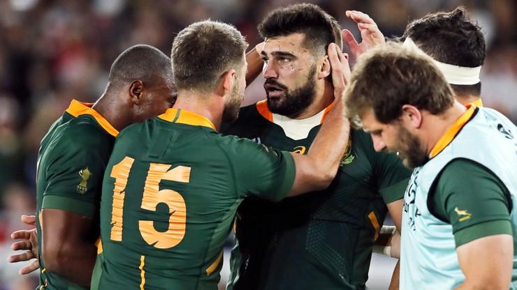 PŚ w rugby: RPA zagra z Anglią w finale