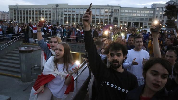 Łukaszenka: w Polsce myślą o odebraniu Grodna